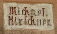 Inschrift des Michael Kirschner Kulturmuseums