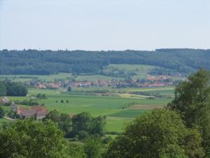 Aufnahme der Stadt Thalmässing